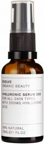 Evolve Organic Beauty Hyaluronic Serum 200 (30mL)