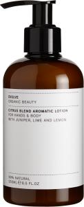 Evolve Organic Beauty Citrus Blend Aromatic Lotion (250mL)