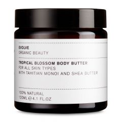 Evolve Organic Beauty Tropical Blossom Body Butter (120mL)