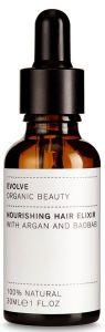 Evolve Organic Beauty Nourishing Hair Elixir (30mL)