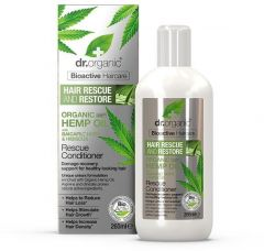 Dr. Organic Hemp Rescue Conditioner (265mL)