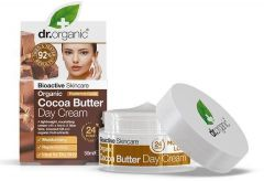 Dr. Organic Cocoa Butter Day Cream (50mL)