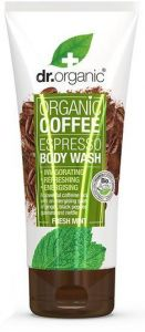Dr. Organic Coffee Mint Body Wash(200mL)