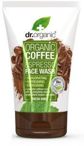 Dr. Organic Coffee Mint Face Wash(125mL)