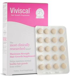 Viviscal Max Strenght Supplements (60pcs)