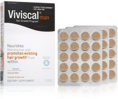 Viviscal Man Supplemets (60pcs)
