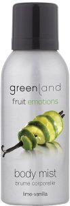 Greenland Fruit Emotions Body Mist (75mL) Lime- Vanilla