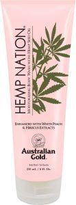 Australian Gold Hemp Nation White Peach&Hibiscus Body Wash (235mL)