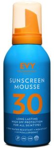 EVY Sunscreen Mousse SPF30 (150mL)