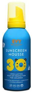EVY Sunscreen Mousse SPF30 Kids (150mL)