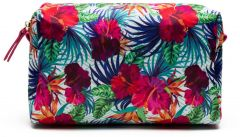 JJDK Cosmetic Bag Vigga Hawaii Print Nylon (24x15x11) 75097