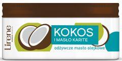 Lirene Coconut and Shea Butter Body Oil (200mL)