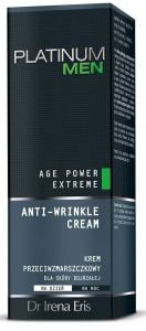 Dr. Irena Eris Platinum Men Age Power Extreme Anti-Wrinkle Cream (50mL)