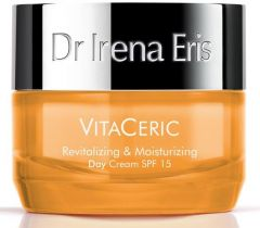 Dr Irena Eris Vitaceric 30+ Revitalizing & Moisturizing Day Cream SPF 15 (50mL)