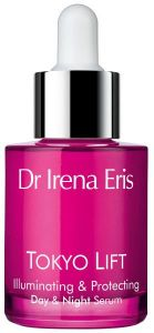 Dr Irena Eris Tokyo Lift 35+ Illuminating & Protecting Day & Night Serum (30mL)