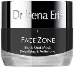 Dr Irena Eris Face Zone Black Mud Detoxifying Mask (50mL)