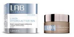 Lirene LAB Therapy Moisturizing night cream L-Bion Hydro Active 15% (50mL)