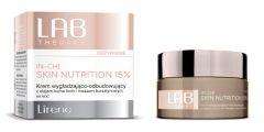 Lirene LAB Therapy Regenerating Night Cream In-Chi Skin Nutrition 15% (50mL)