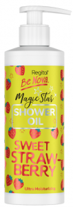 Regital Shower Oil Sweet Strawberry (200mL)