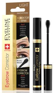 Eveline Cosmetics Eyebrow Corrector (9mL) Light Brown