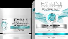 Eveline Cosmetics 3d-collagen Lift Intense Anti-wrinkle Day&Night Cream (50mL)