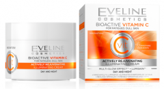 Eveline Cosmetics Bioactive Vitamin C Actively Rejuvenating Day&Night Cream (50mL)