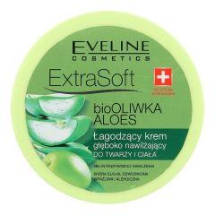 Eveline Cosmetics Soft Bioolive Aloe Vera Face&Body Cream (175mL)