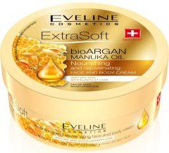 Eveline Cosmetics Soft Bioargan Manuka Oil Face&body Cream (175mL)