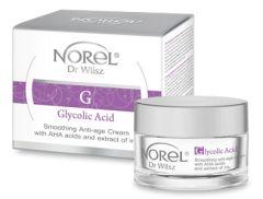 Norel Dr Wilsz Glycolic Acid Smoothing Anti-Age Cream 40+ (50mL)