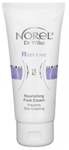 Norel Dr Wilsz Nourishing Foot Cream - Prevents Skin Cracking (100mL)