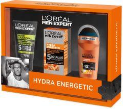 L'Oreal Paris Men Expert Hydra Energetic Gift Set