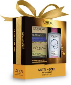 L'Oreal Paris Nutri Gold Giftset