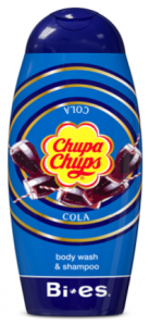 Bi-es Chupa Chups 2in1 Shampoo & Shower Gel Cola (250mL)