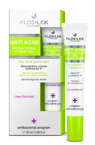 Floslek Anti Acne Antibacterial Intense Gel (20mL)
