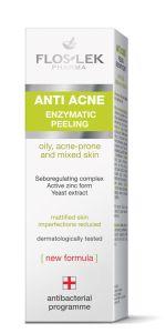 Floslek Anti Acne Enzymatic Peeling (50mL)