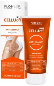 Floslek Slim Line Anticellulit Body Cream Cellu-off (200mL)