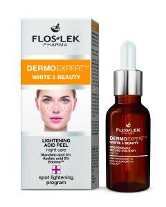 Floslek White&Beauty Brightening Acid Peel (30mL)