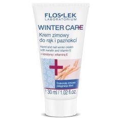 Floslek Winter Care Mini Hand and Nail Cream (30mL)