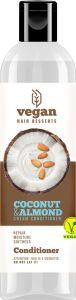 Vegan Desserts Coconut & Almond Conditioner (300mL)