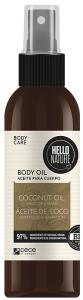 Hello Nature Coconut Oil Body-Hair-Face Moisture & Repair (130mL)