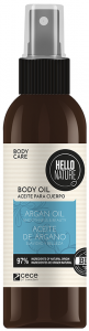Hello Nature Argan Oil Body-Hair-Face Smoothness & Beauty (130mL)