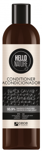 Hello Nature Conditioner Black Caviar Strenght & Nutrition (300mL)