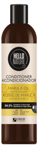 Hello Nature Conditioner Marula Oil Softness & Shine (300mL)
