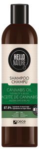 Hello Nature Shampoo Cannabis Oil Flexibility & Relax (300mL)