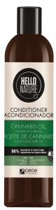 Hello Nature Conditioner Cannabis Oil Flexibility & Relax (300mL)