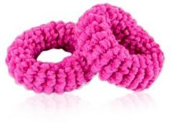 Donegal Ponytail Holder Woolly (2pcs)