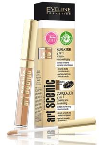 Eveline Cosmetics Art Scenic Concealer (7mL)
