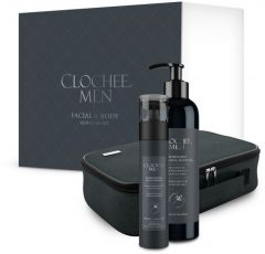 Clochee Men Everyday Face & Body Care Set