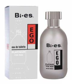 Bi-es Ego Platinum Men EDT (100mL)