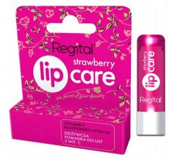 Regital Strawberry Lip Care (4,9g)